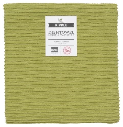 Cactus Green Ripple Towel