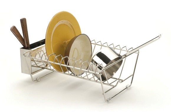 14″ x 10.5″ Small Stainless Steel Dishrack