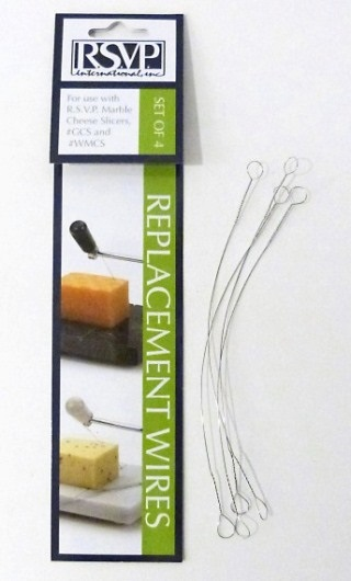 Replacement Wires for Cheese Boards Set of 4