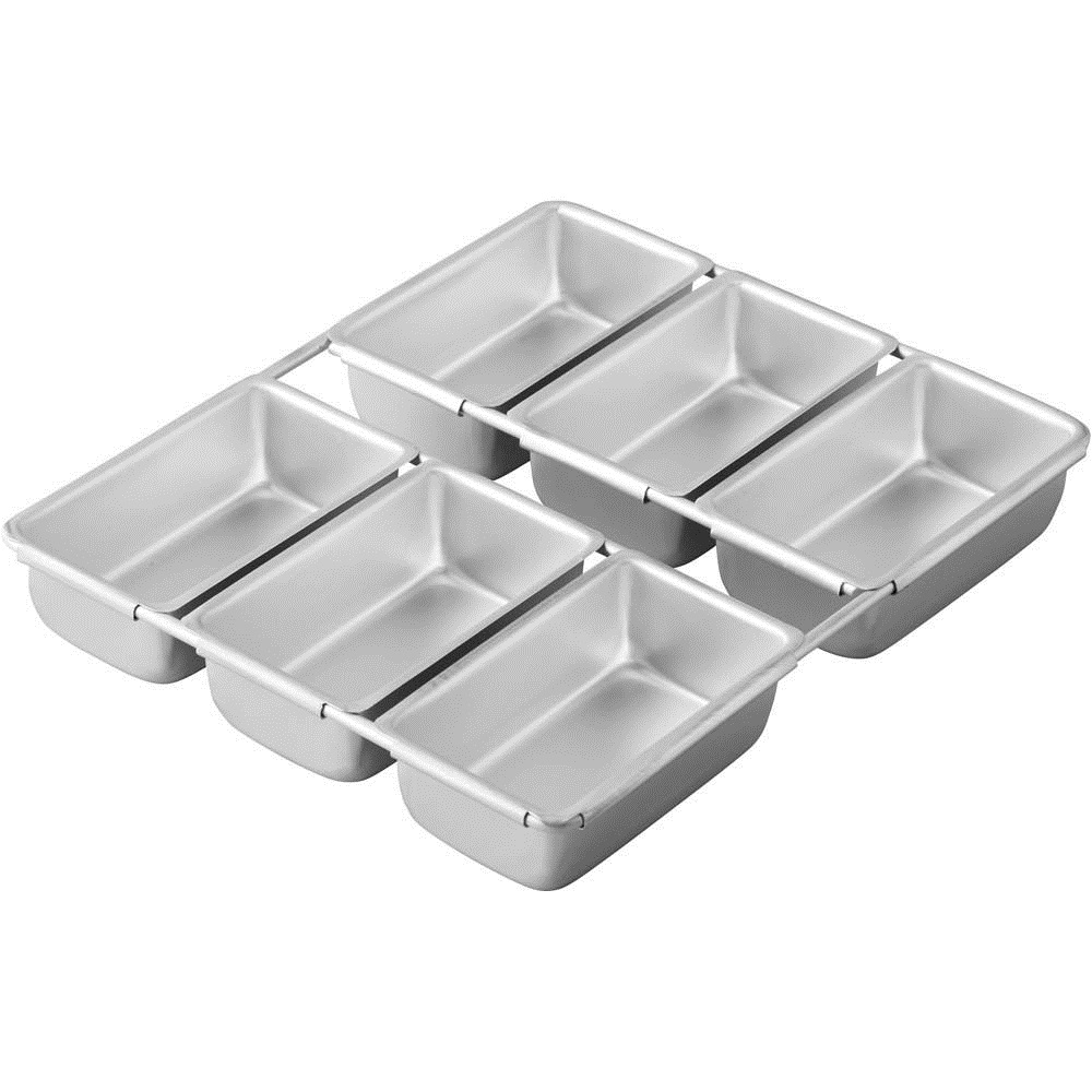 Aluminum Mini Loaf Pan Rack