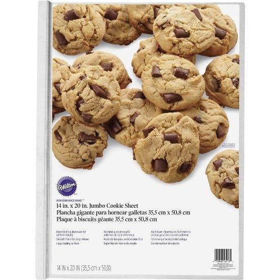14″ x 20″ Wilton Aluminum Cookie Sheet