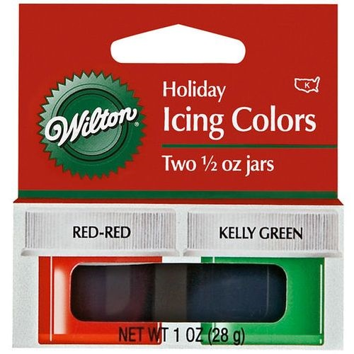 Wilton Holiday Icing Colors