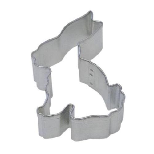 3.25″ Sitting Bunny Cookie Cutter