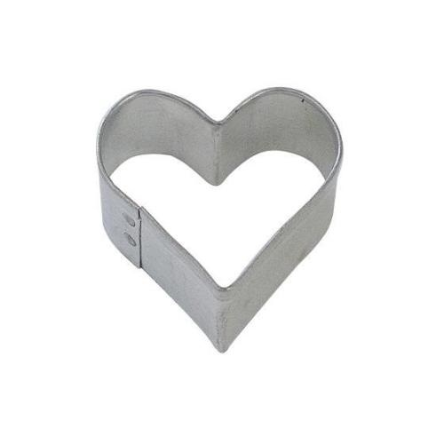 1.5″ Mini Heart Cookie Cutter
