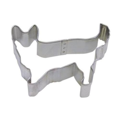 3.75″ Corgi Cookie Cutter