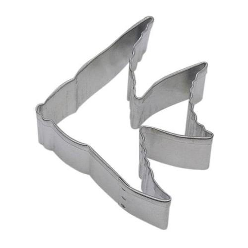 3.5″ Angel Fish Cookie Cutter