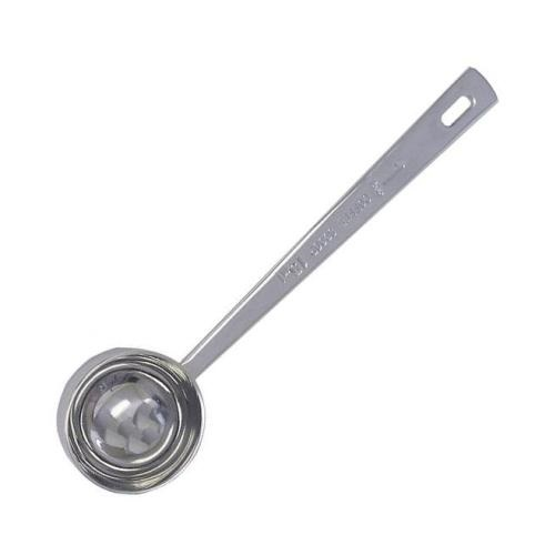 Stainless Steel Coffee Scoop with Long Handle