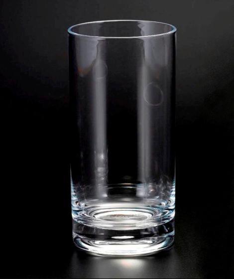 Heavy Base Acrylic 18 oz Hiball Glass