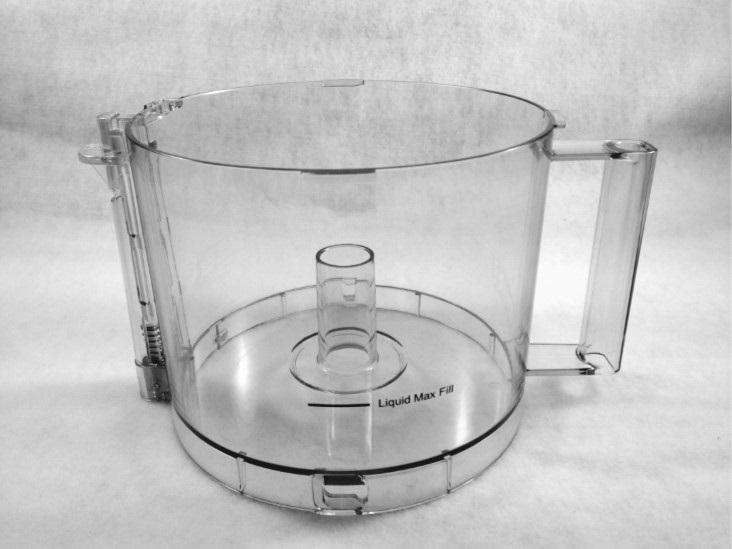 Cuisinart DFP-14 & DLC-7 Tritan Workbowl