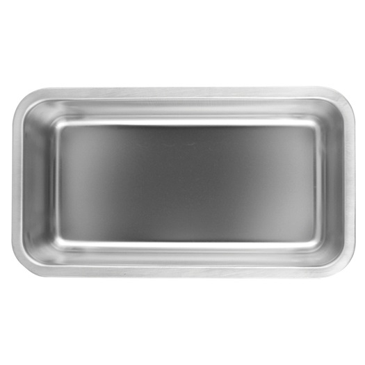 8.5″ x 4.5″ Stainless Steel Bread Pan