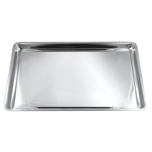 10″ x 15″ Stainless Steel Jelly Roll/Cookie Sheet