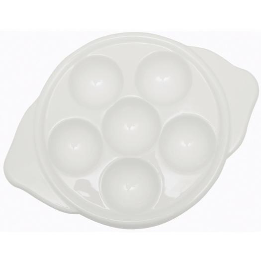 Ceramic Ovenproof Snail Plate