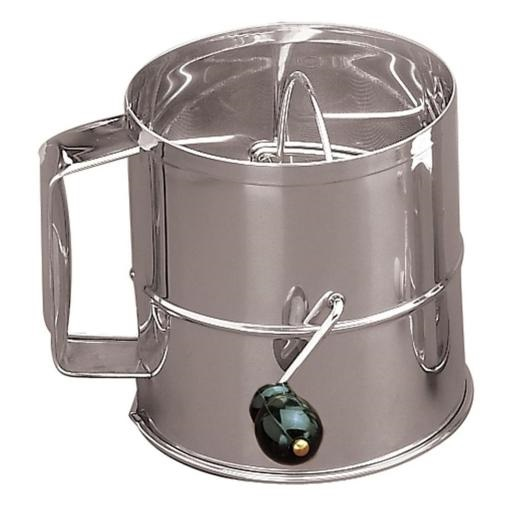 8 Cup Best Stainless Steel Flour Sifter