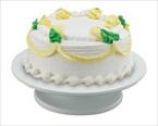 Plastic Revolving Cake Stand