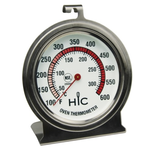 Large-Face Oven Thermometer