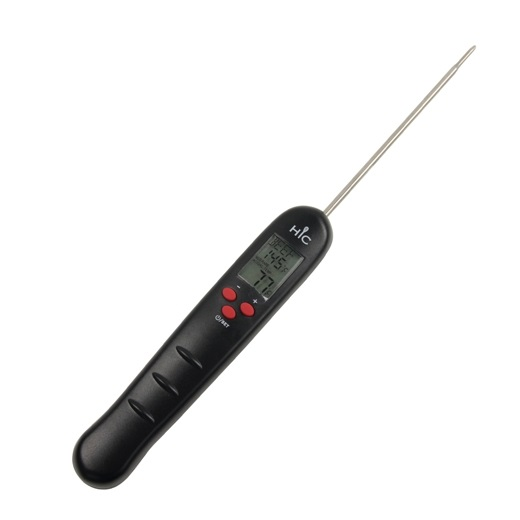 Folding Digital Instant Read Thermometer
