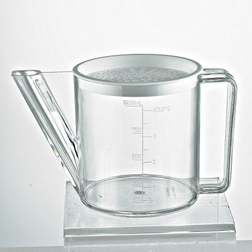 4 Cup Gravy Strainer