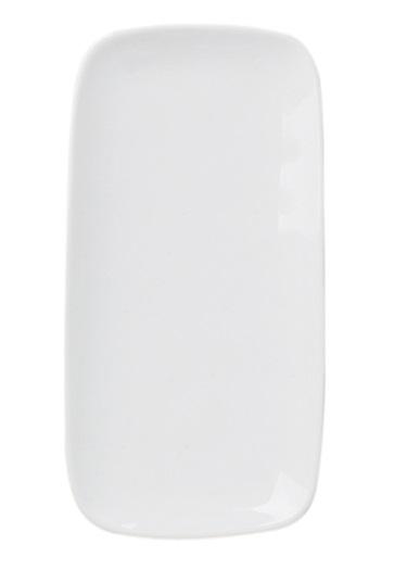 4.5″ x 9″ White Sushi Platter