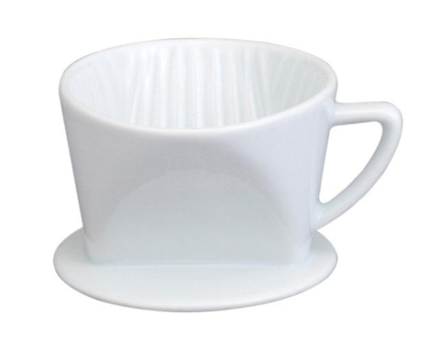 1 Cup Ceramic Single Filter Cone