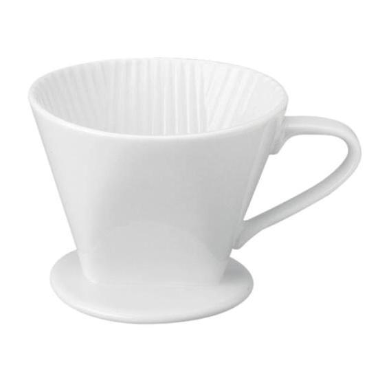 2 Cup Ceramic Filter Cone