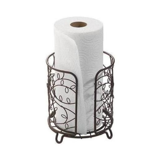 Bronze Wire Twigz Upright Counter Paper Towel Holder