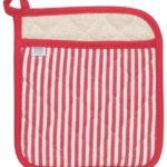 Red Stripe Superior Potholder