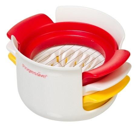 Plastic Egg Slicer Wedger