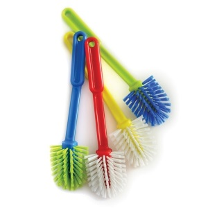 Colorful Nylon Dishbrushes – Assorted Colors