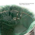 Ring for Biogradable Compost Bag
