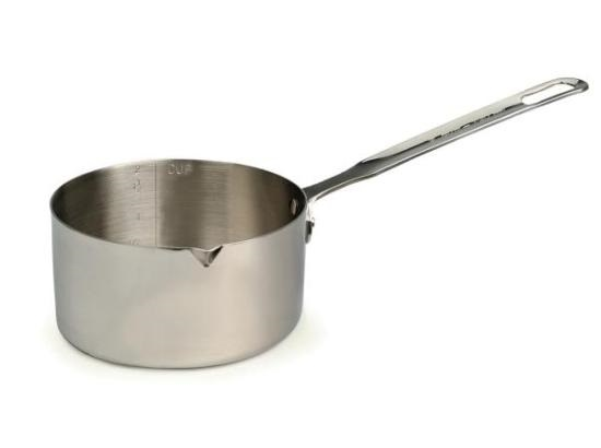 2 Cup Single Stainless Measuring Cup
