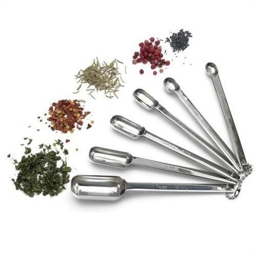 Long Stainless Spice Measuring Spoons