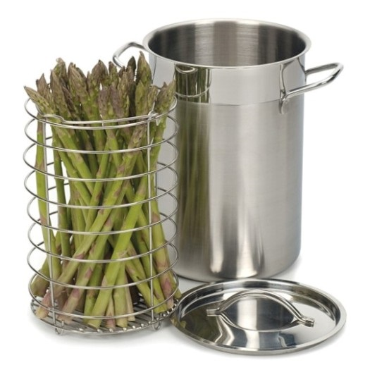 Stainless Steel Asparagus Steamer
