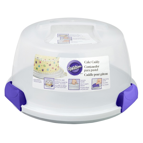 Wilton Plastic Cake Carrier