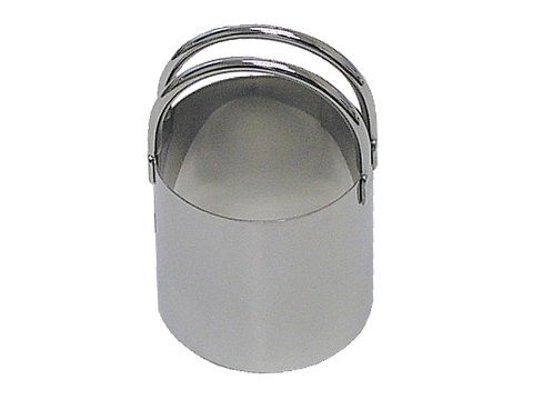 1.5″ Stainless SteelBiscuit Cutter with Handle