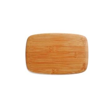 6″ x 9″ Brown Bamboo Bar Board