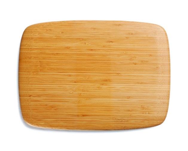 11″ x 15″ Brown Bamboo Board