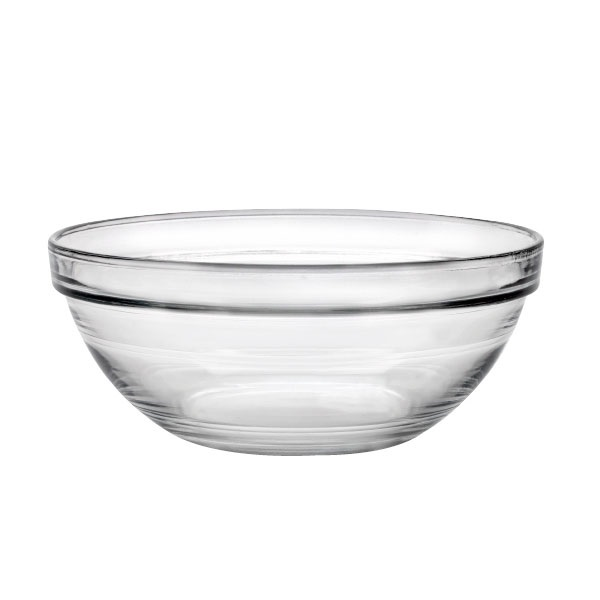1 oz Glass Pinch Bowl – Duralex Lys Stackable Bowl