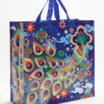 Peacock Shopping Bag