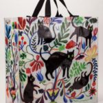 Here Kitty Shopper Tote Bag