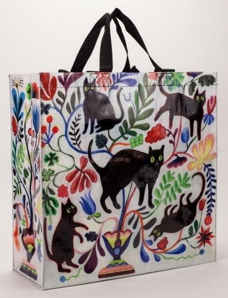 Here Kitty Shopper Tote Bag