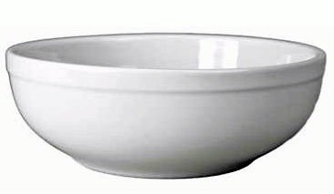 White Ovenproof Cereal Bowl