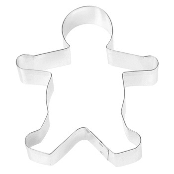 2″ Gingerbread Boy Cookie Cutter