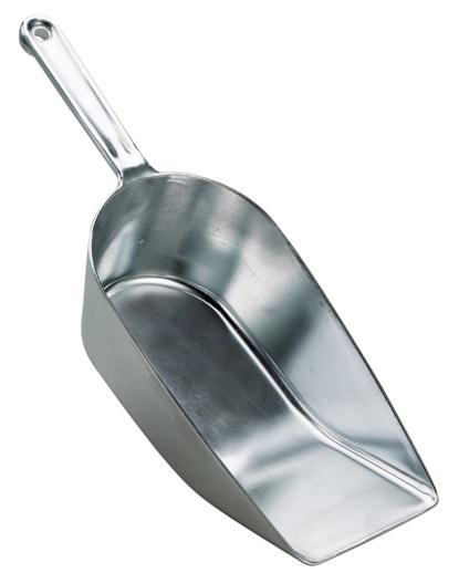 12.25″ Aluminum Scoop