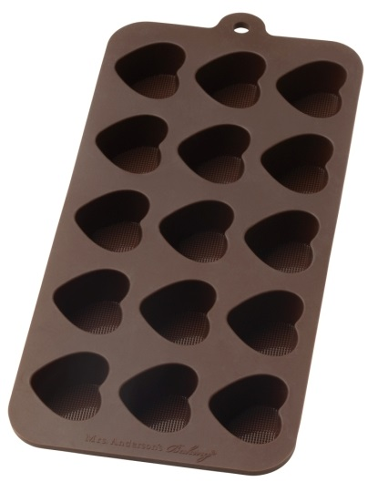Silicone Heart Candy Mold