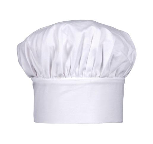 Kid's White Chef's Hat