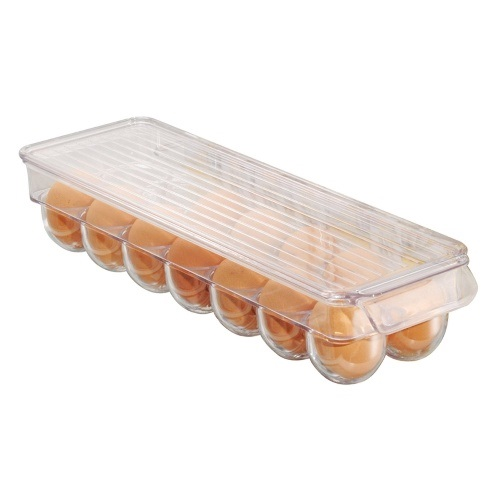 14 Egg Clear Refrigerator Container