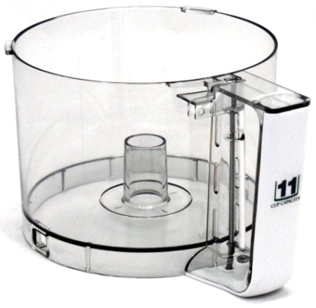DLC-2011 Workbowl With White Handle