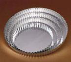12.5″ Tinned Steel Shallow Tart Pan