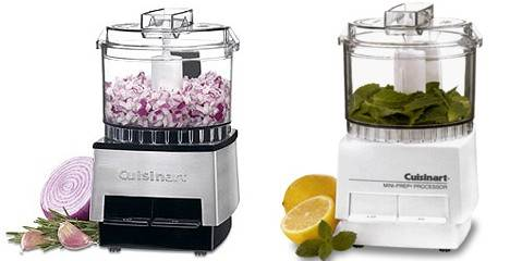 Mini Prep 1 cup Food Processors