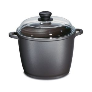 Berndes Tradition 10 Quart Stockpot with Glass Lid